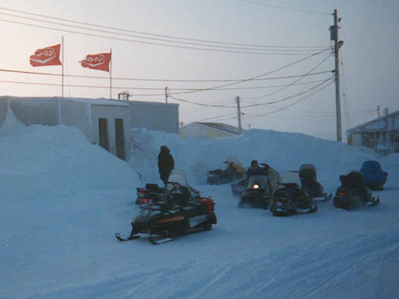Gjoa Haven Nunavut A Community Profile